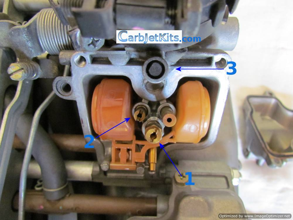 Clean Motorcycle Carburetor Without Removing