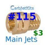 Main Jet 99101-393-115