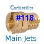 Main Jet 99101-393-118