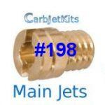 Main Jet 99101-393-198