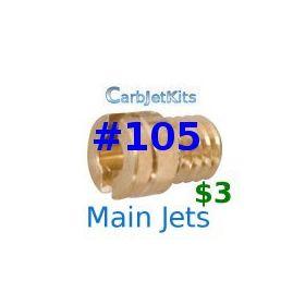 Main Jet 99101-393-105
