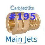 Main Jet 99101-393-195